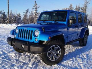 Used 2015 Jeep Wrangler Unlimited Rubicon for sale in Yellowknife, NT