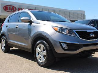 Used 2016 Kia Sportage LX AWD, HEATED SEATS, BLUETOOTH, AUX/USB for sale in Edmonton, AB