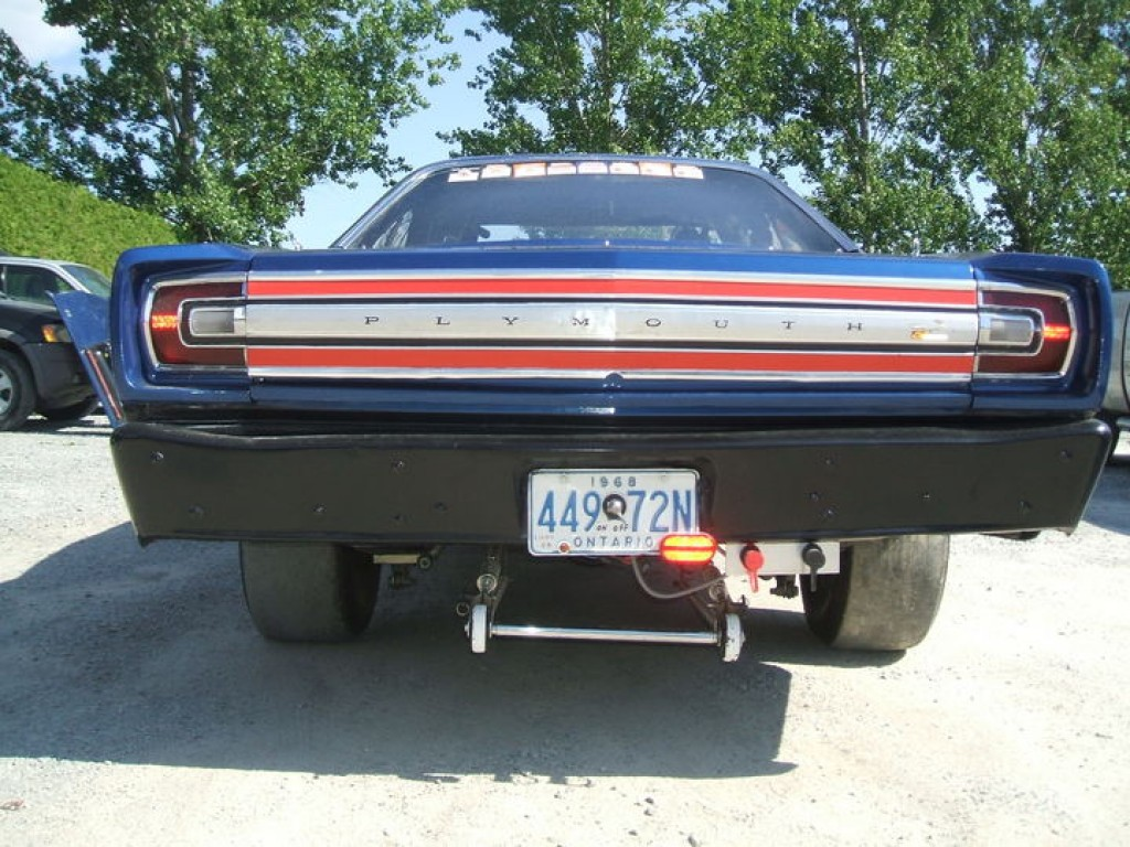 """Buick Gmc Of Beaverton >> Used 1968 Plymouth Road Runner """"DRAG CAR ONLY"""" for Sale in Beaverton, Ontario 
