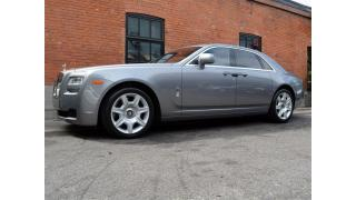 Used 2010 Rolls Royce Ghost - for sale in Vancouver, BC