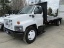 Used 2007 GMC C7500 diesel with 22 ft flatdeck(161,934 miles) for sale in Richmond Hill, ON