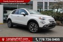 New 2016 Fiat 500X Trekking WITH PROTECTION PACKAGE, TOUCHSCREEN AUDIO, REMOTE START, HEATED SEATS for sale in Surrey, BC