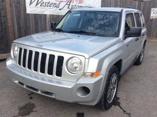 Used 2008 Jeep Patriot SPORT for sale in Stittsville, ON