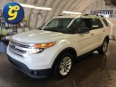 Used 2011 Ford Explorer 4WD*NAVIGATION*DVD*PANORAMIC ROOF*PHONE*SYNC*7 PASSENGER*TOW/HAUL MODE*TERRAIN SELECT*HEATED SEATS* for sale in Cambridge, ON