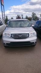 Used 2012 Honda Pilot EX-L RES for sale in Grande Prairie, AB