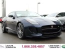 Used 2016 Jaguar F-Type R AWD - CPO 6yr/160000kms manufacturer warranty included until September 29, 2021! CPO rates starting at 2.9%! LOCAL ONE OWNER TRADE IN   NO ACCIDENTS   3M PROTECTION APPLIED   NAVIGATION   LEATHER HEADLINER   ADAPTIVE XENON HEADLAMPS   20 INCH GYRODYNE W for sale in Edmonton, AB