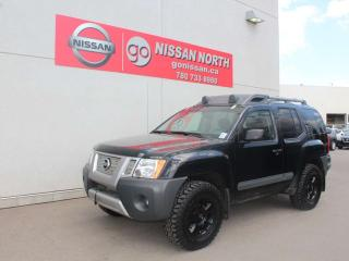 Used 2015 Nissan Xterra PRO-4X for sale in Edmonton, AB