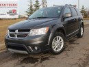 Used 2015 Dodge Journey SXT/3rd ROW SEATING/ REAR HEATING AND AIR CONDITIONING/ ONE OWNER for sale in Edmonton, AB