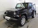 Used 2015 Jeep Wrangler Sahara 4x4 - Heated Front Seats - GPS Navigation for sale in Edmonton, AB