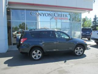 Used 2010 Toyota RAV4 Sport for sale in Calgary, AB