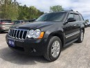 Used 2010 Jeep Grand Cherokee Limited - Sunroof - Nav - Loaded for sale in Norwood, ON