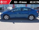 Used 2015 Honda Civic LX for sale in Red Deer, AB