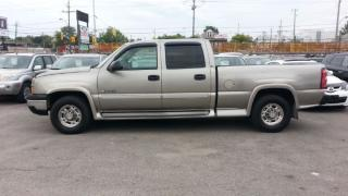 Used 2003 Chevrolet Silverado 1500 1500HD LS  6.6 ft box, 105k!!! Crew Cab for sale in North York, ON