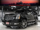 Used 2012 Cadillac Escalade ESV|NAVI|BLIND SPOT|TV/DVD|REAR CAM|LOADED for sale in North York, ON