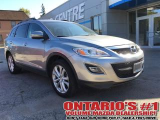 Used 2012 Mazda CX-9 GT SUNROOF, BACK UP CAMERA/BLUETOOTH-TORONTO for sale in North York, ON