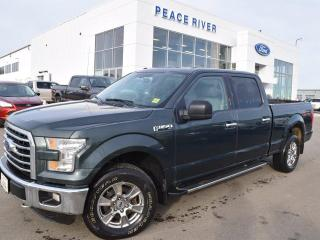 Used 2015 Ford F-150 XLT 4x4 SuperCrew Cab 6.5 ft. box 157 in. WB for sale in Peace River, AB