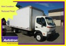 Used 2010 Hino 155 20 ft AL. RAISED BOX  CABOVER for sale in Woodbridge, ON