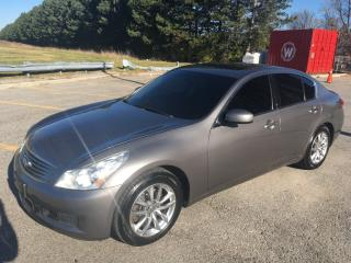 Used 2008 Infiniti G35X G35x for sale in Scarborough, ON