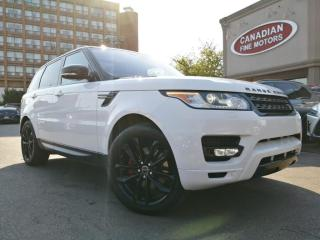 Used 2016 Land Rover Range Rover Sport TD6 DIESEL   NAVI   CAM   PANO   BLK PKG   for sale in Scarborough, ON