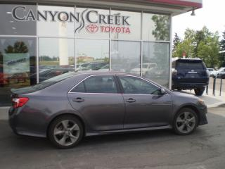 Used 2014 Toyota Camry SE for sale in Calgary, AB