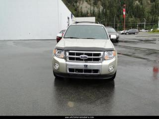 Used 2012 Ford Escape LIMITED 4WD for sale in Whitehorse, YT