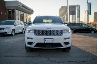 Used 2017 Jeep Grand Cherokee Summit NAVI/FULL SUNROOF/TRAILER TOW GROUP for sale in Concord, ON