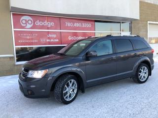 Used 2015 Dodge Journey Limited / Sunroof / NAV / Back Up Camera for sale in Edmonton, AB