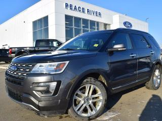 Used 2016 Ford Explorer LIMITED for sale in Peace River, AB