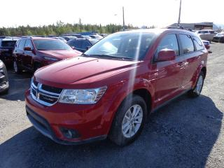 Used 2015 Dodge Journey SXT for sale in Yellowknife, NT
