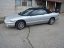 Used 2000 Chrysler Sebring Convertible for sale in Waterloo, ON