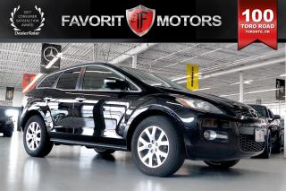 Used 2009 Mazda CX-7 GT AWD | 5-PASSENGER | LTHR | HEATED SEATS for sale in North York, ON