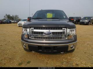 Used 2014 Ford F-150 XTR 4x4 SuperCab 145 in REDUCED for sale in Lacombe, AB