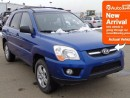 Used 2010 Kia Sportage LX for sale in Edmonton, AB