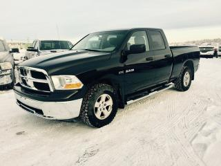 Used 2010 Dodge Ram 1500 SLT/Sport/TRX 4x4 Quad Cab 140 in. WB for sale in Yellowknife, NT