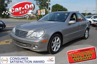 Used 2007 Mercedes-Benz C-Class c280 4 MATIC PREMIUM for sale in Ottawa, ON