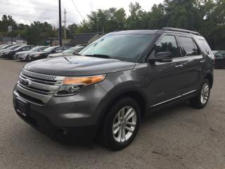 Used 2011 Ford EXPLORER XLT * AWD * LEATHER * 2 DVD * PANO SUNROOF * TOUCH SCREEN * REAR PARKING SENSORS for sale in London, ON