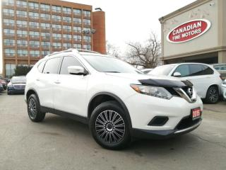 Used 2015 Nissan Rogue AWD | BACK UP CAM | BLUE TOOTH | 4 NEW SNOW TIRES* | for sale in Scarborough, ON