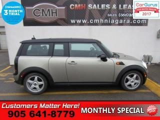Used 2008 MINI Cooper Hardtop Clubman for sale in St Catharines, ON