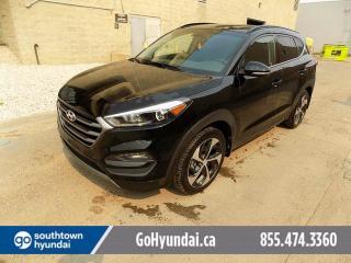Used 2016 Hyundai Tucson Limited for sale in Edmonton, AB