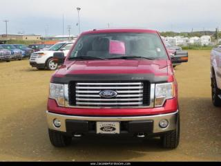 Used 2010 Ford F-150 XTR 4x4 SuperCrew 145 in REDUCED for sale in Lacombe, AB
