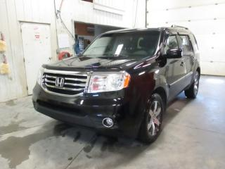 Used 2012 Honda Pilot Touring for sale in Grande Prairie, AB