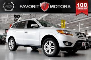 Used 2010 Hyundai Santa Fe GL 3.5 Sport FWD | HEATED SEATS | SUNROOF for sale in North York, ON
