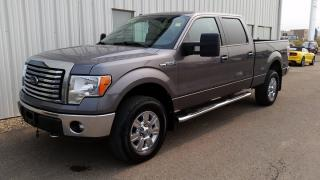 Used 2012 Ford F-150 XLT 4x4 Crew ROUSH EXHAUST LEVEL KIT for sale in Drayton Valley, AB