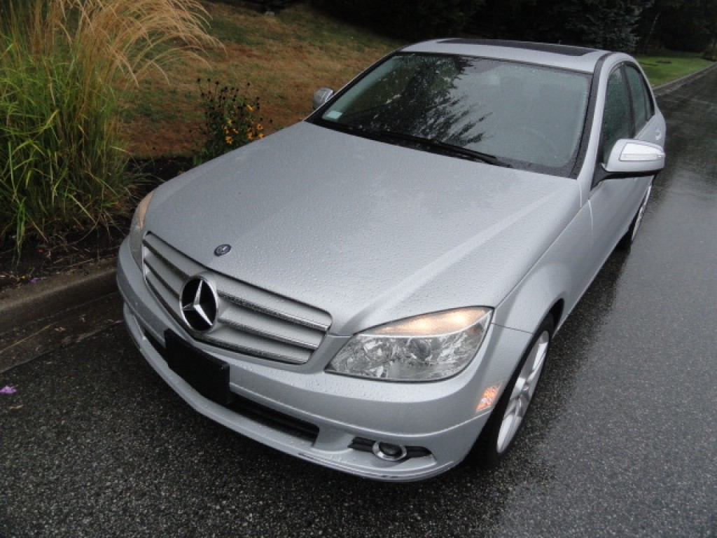 Used 2009 mercedes benz c230 doc fee for sale in for 2009 mercedes benz c230