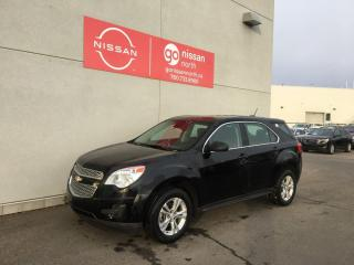 Used 2015 Chevrolet Equinox LS 4dr AWD Sport Utility Vehicle for sale in Edmonton, AB