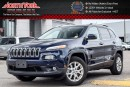 New 2015 Jeep Cherokee North 4x4|SafetyTec,Cold Wthr Pkgs|BackUp Cam|17