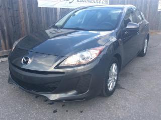 Used 2012 Mazda MAZDA3 GX for sale in Stittsville, ON