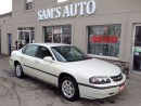Used 2004 Chevrolet Impala - for sale in Hamilton, ON