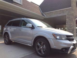 Used 2015 Dodge Journey Crossroad for sale in Guelph, ON