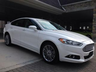 Used 2014 Ford Fusion SE AWD for sale in Guelph, ON